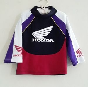 NWT Honda Forever 21 Racing Jersey Size Small Boys
